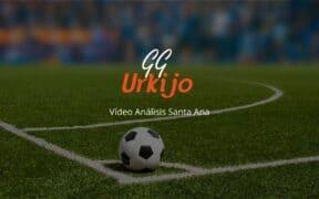 Vídeo Análisis Santa Ana